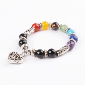 Life Balancing Creation Bracelet | Full Chakra Stones