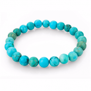 Honesty And Friendship Bracelet | Turquoise Stone Beads